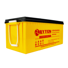 RYTON bateria gel 200ah 600ah bater a 12v 24v lead acid battery for solar energy storage