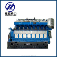 China 3000kw Diesel/HFO Generating set