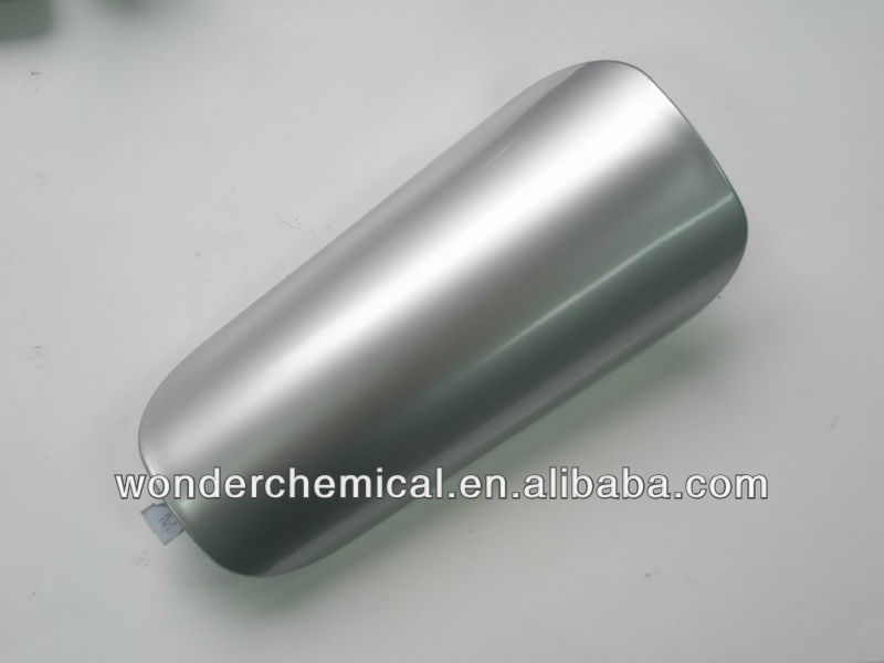 silver,copper, gold metallic powder coating paint