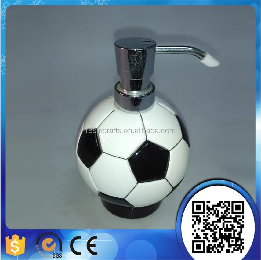 ball style shape liquid soap dispenser