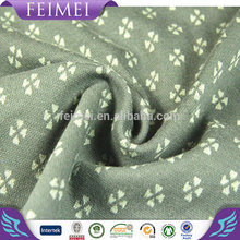 Famous Brand Low Price Soft 100% organic Jacquard Fabric for Dress