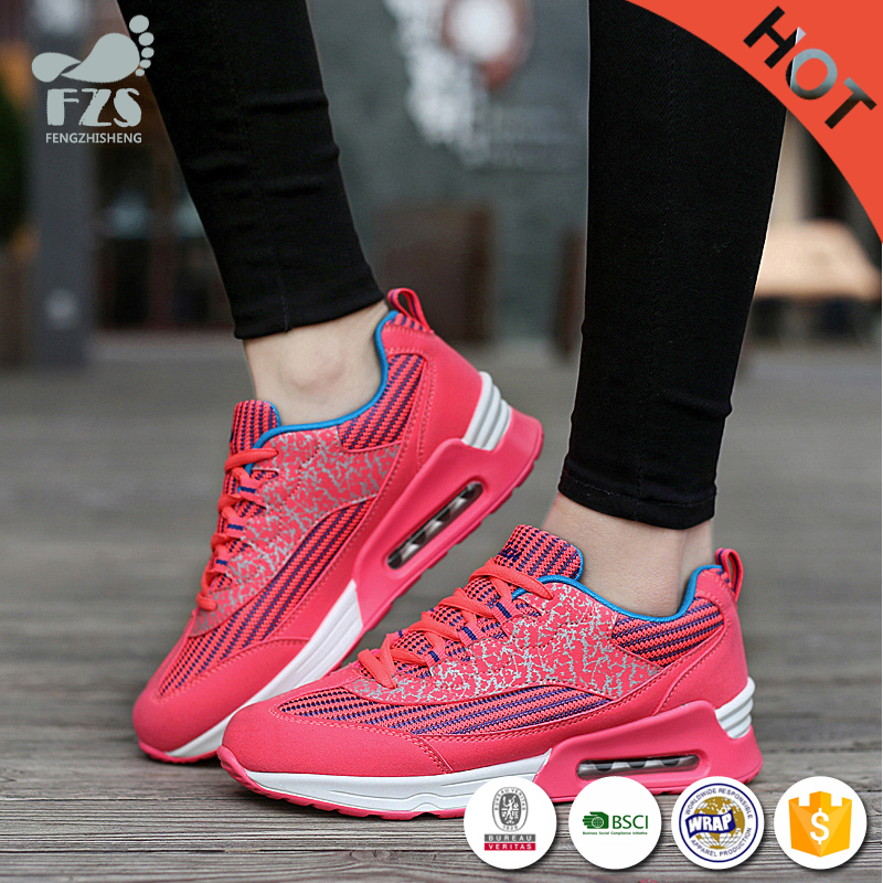 HFR-TS51198 new designs fashion ladies men elegant sport flat shoes led