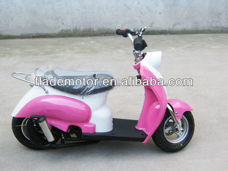 mini 49cc mini gas scooter vespa