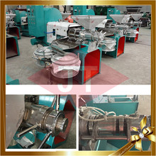 Factory Direct Sales Soybean/Peanut/Flax/Tea Seed Screw Oil Expeller