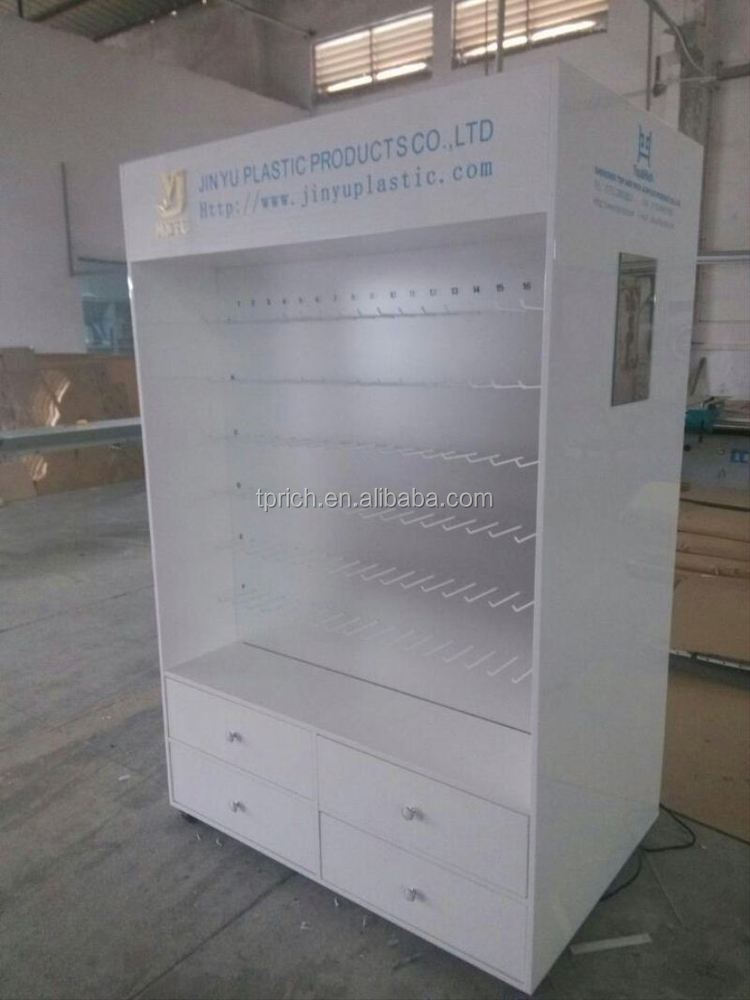 2015 New Design Factory manufacture clear Acrylic storage containers.plexiglas acrylic storage boxes