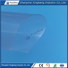 clear rigid pvc sheet for thermoforming / vacuum forming