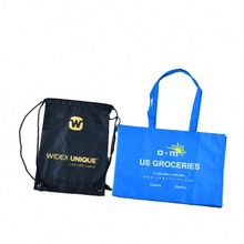 new recycle wholesale nylon polyester tote bags