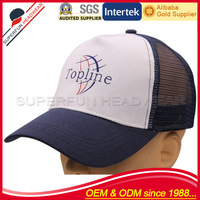wholesale fashion custom 5 panel snapback cap mesh hat