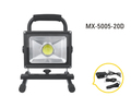 Ningbo zhejiang top selling led Aluminum Alloy work light 20watt rechargeable flood light
