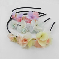 pure cotton thick rhinestone headband