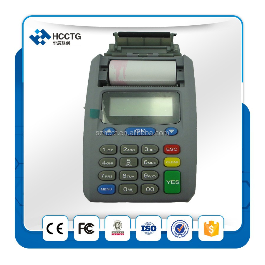 EFT-POS M100 Mobile Handheld POS Terminal with Cost-effective Design and Free SDK