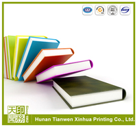 OEM printing coupon book/ color book printing
