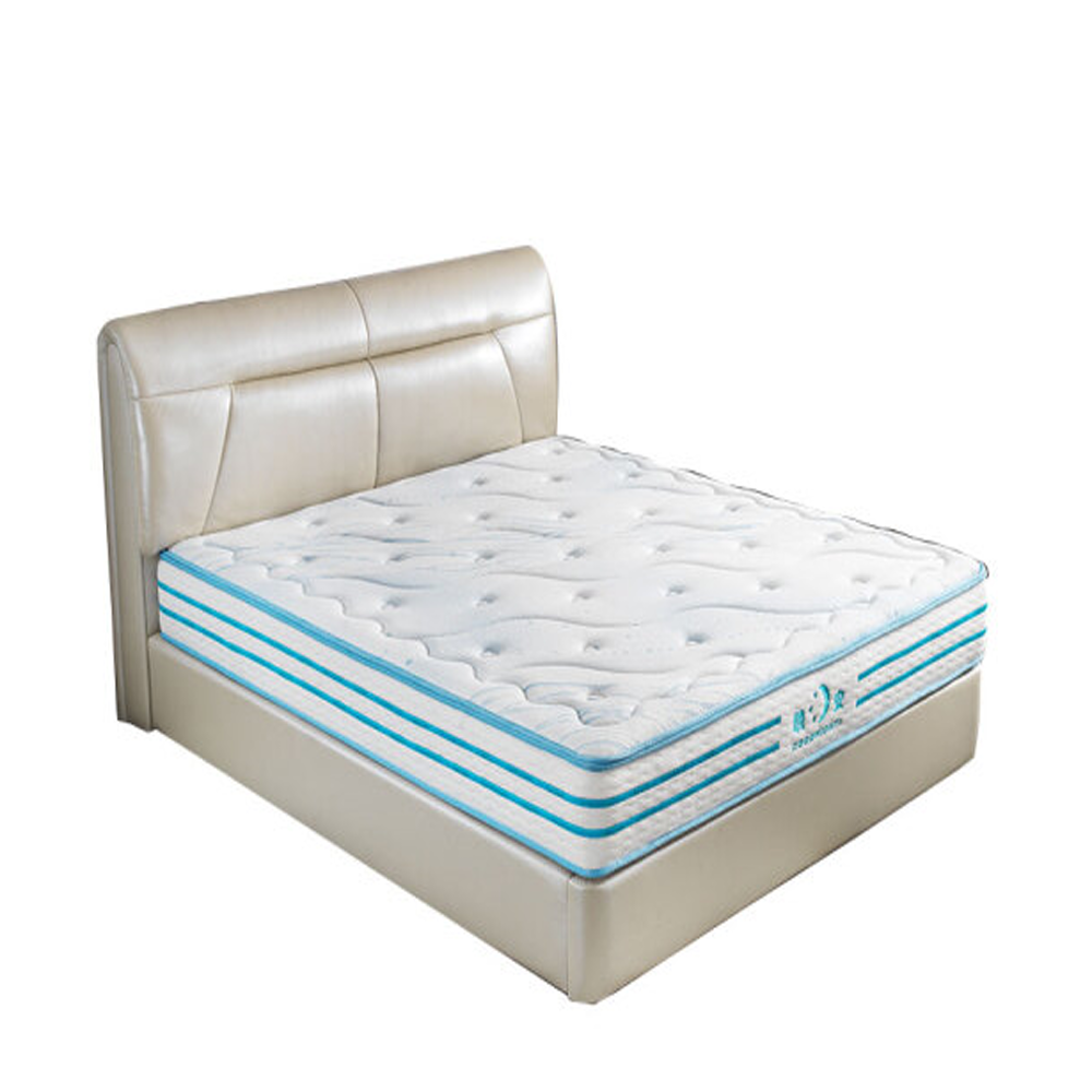 Foam rubber mattress pillow top in pakistan dongguan baby crib double bed design furniture dormitory palm fiber mattress - Jozy Mattress | Jozy.net