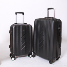 New design hot sale Soft trolley bags cheap travel abs luggage with Factory Price