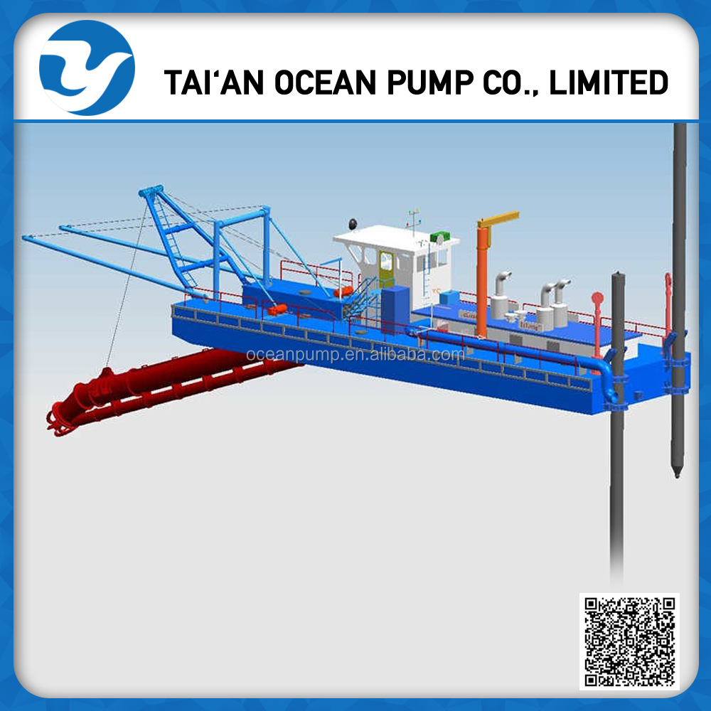 Best Selling Products Hydraulic Cutter Suction Dredger Ship