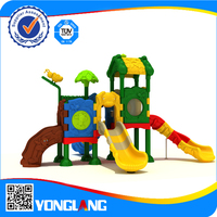 The amusement park rubber-coating outdoor playground price equipment
