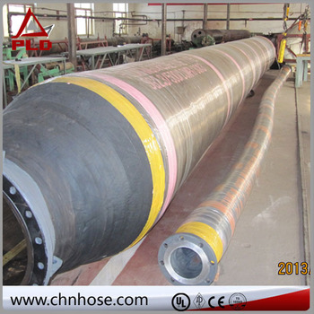Marine Mud Dredging Rubber Hose/Pipe (254mm to 1300mm)