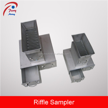 Low Price Riffle Sampler for Minerals Dividing