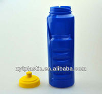 Surface fluted sports water bottles