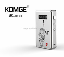Komge High Quality Indonesia Wholesale 200W Electronic Cigarettes Vape Mods