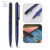 2018 New Design Customized Logo Metal Ball Pen Promotional Touch Stylus Ball-point Pens For Office Gifts