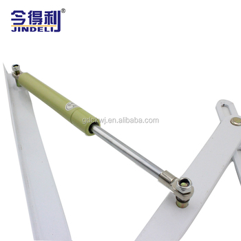 50kg heavy duty support adjustable compressed piston cross reference gas spring master lift gas spring