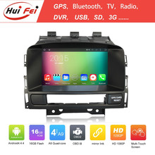In-dash 2 Din Car DVD Android Car DVD Navigation For Opel Astra With 3G Wifi Radio MP3/MP4 Player With GPS For Opel