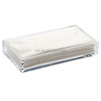 Top Quality Clear Color Acrylic Tissue Tray