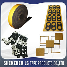 Single Or Double Sided Adhesive Backed Foam Rubber