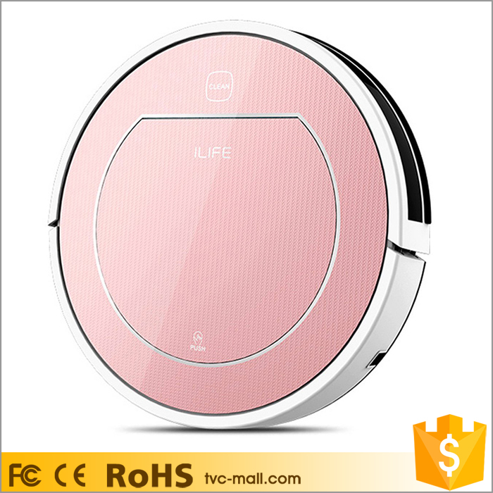 Touch Screen Robot Vacuum <strong>Cleaner</strong> for Home Wet and Dry Clean