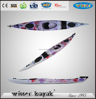 top sale Various color hard plastic boat