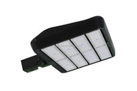LED area luminaire for parking lot SNC optical sensor with photocell