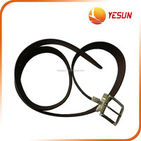 Advanced Germany machines factory directly pure leather belts for man