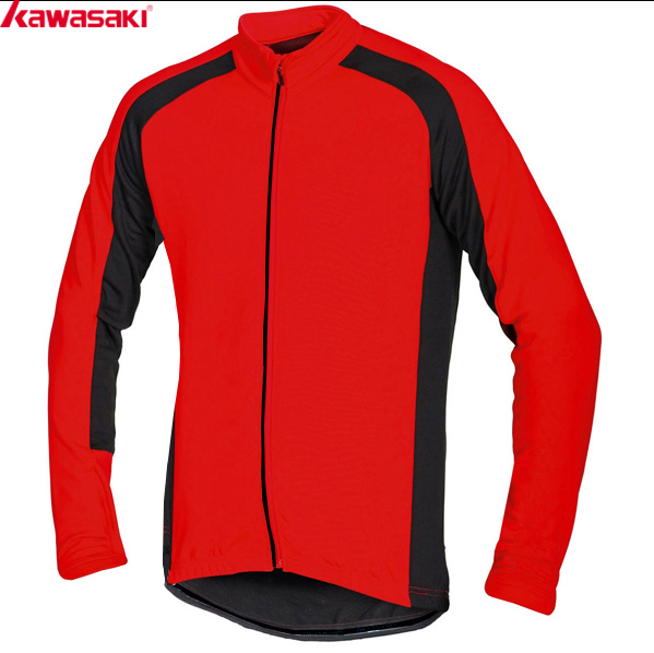 Spring and Autumn Winter Bike Mountain Bike Windbreaker Long Sleeve Windproof Cycling Jersey Men