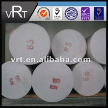 good quality recycled 85mm color white/black round extruded PTFE Rod/bars