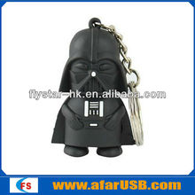 hot sale 16gb star war usb 2.0 flash drive