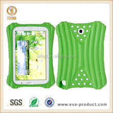 shockproof EVA foam back cover case for samsung galaxy tablet
