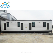 Japan modern prefab modular kit container house