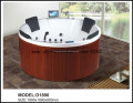 wooden bathtub wood bath pool