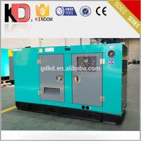 Open type diesel generator price TP70C 50kw/63kva 50Hz powered by Cummins engine