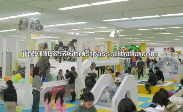 indoor fun for kids with toys and Rolling Drum for Baby play area & japanese playground