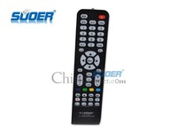 Suoer Universal LED TV Remote Control with CE Approval