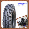 High quality three wheels BAJAJ motorcycle tyre and tube 4.00-8