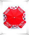 200cm*8k polyester promotional outdoor Beach Umbrella