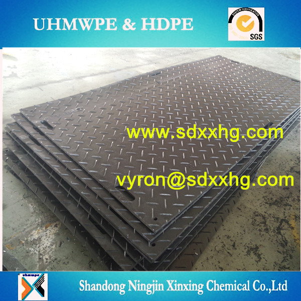 Polyethylene Plastic Light Weight And Heavy Duty Mats Protection Mats/ground mats