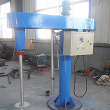 supply High speed lifting and dispersing machine Explosion - proof frequency disperser Paint Stirring Disperser Glue disperser