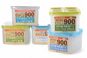 ST Corp. (Japan)] BIG900g Smell removal