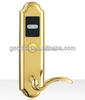2016 Hotel lock security Door system solution