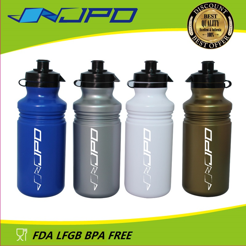 Camping Cycling Easy drinking Hdpe Plastics Durable Sports Bottle