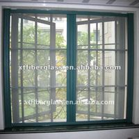 High Tensile Strength Window Security Screen